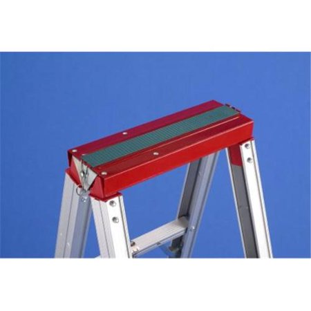 GPLogistics RDT Double sided ladder red top