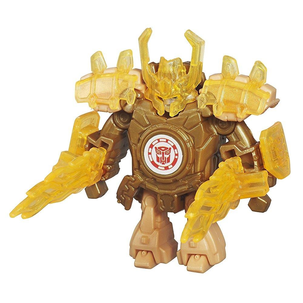 Transformers: Robots in Disguise Mini-Con Scorch Strike Jetstorm