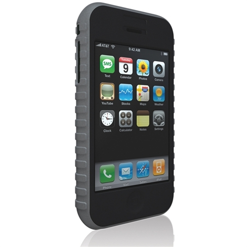 Tuffwrap Case for iPhone 3G 2-Tone Pink/Pink