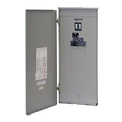 reliance controls corporation ttv2005c panel/link 36-circuit 200-amp utility/50-amp generator transfer switch for up to 12,500-watt generators