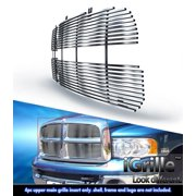 Fits 02-05 Dodge Ram Stainless Steel Billet Grille Insert