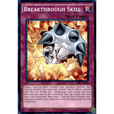 Dragon Rise - YuGiOh Rise of the True Dragons Structure Deck Breakthrough Skill SR02-EN038