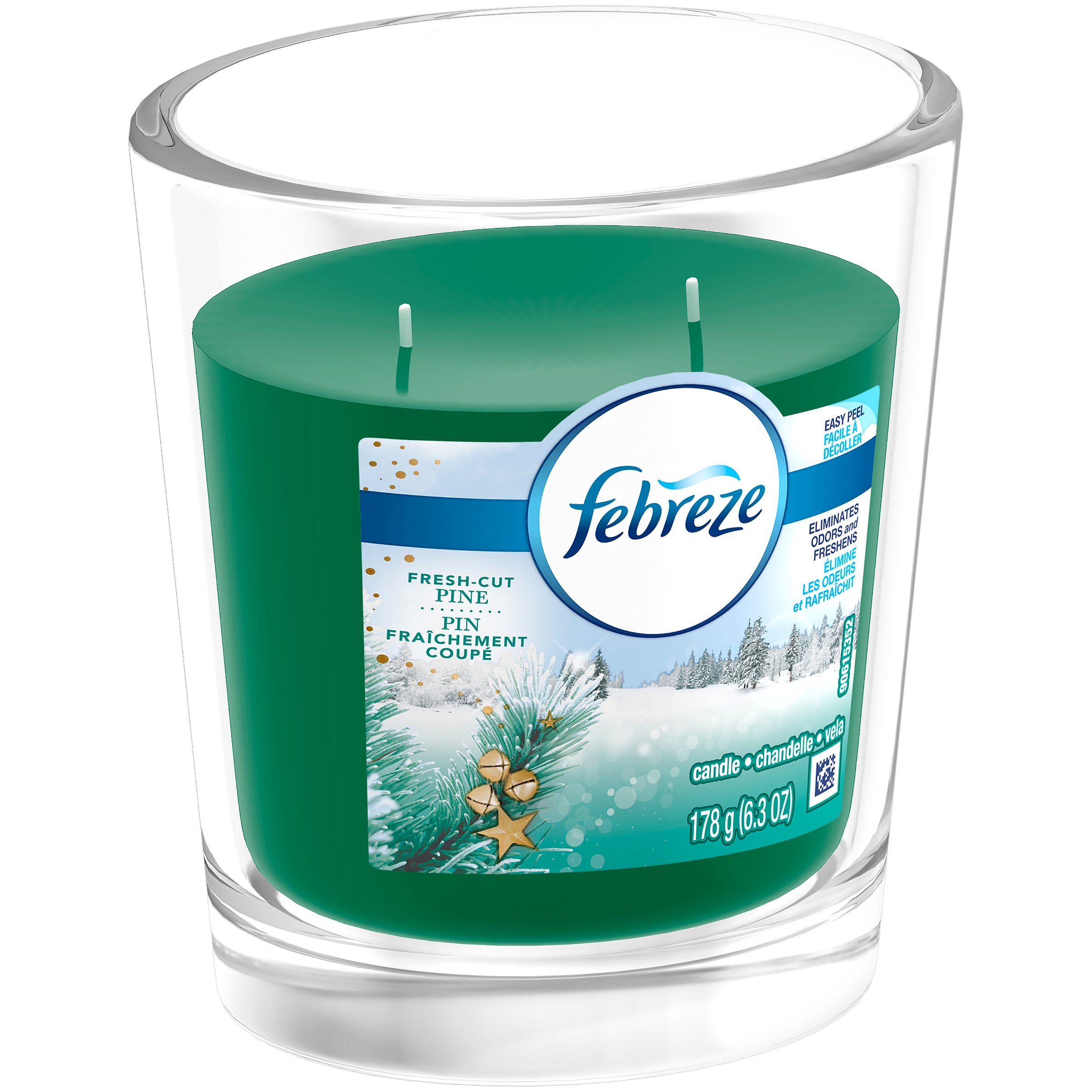 <mark>Febreze</mark> <mark>Candle</mark>, Fresh-Cut Pine, 6.3 oz
