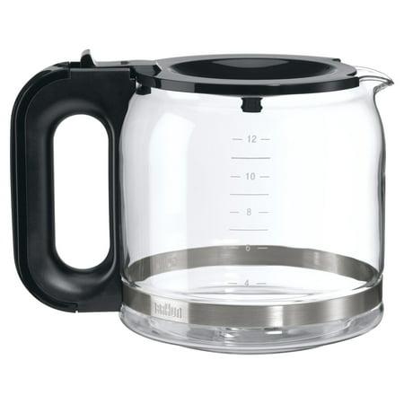 Braun BRSC005 12 Cup Replacement Carafe ()