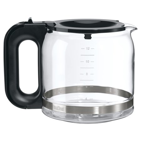 Braun BRSC005 12 Cup Replacement - Braun Coffee Carafe