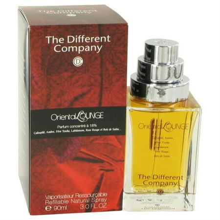 Oriental Lounge Perfume by The Different Company, 3 oz Eau De Parfum Spray Refillable - image 2 de 3