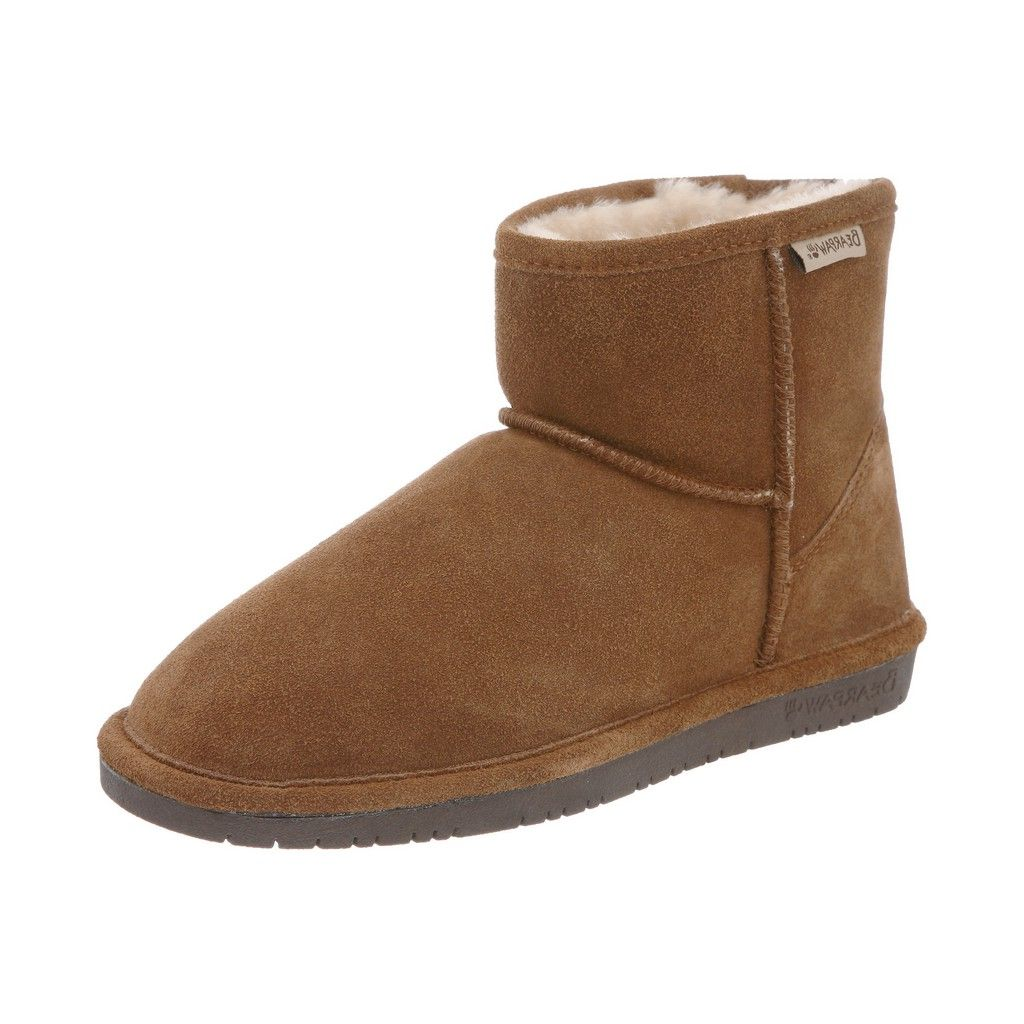 Bearpaw Boots Womens Comfortable Demi Suede Wool 619W by Bearpaw