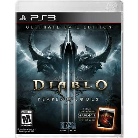 Diablo III: Ultimate Evil Edition (Diablo 3 Ultimate Evil Edition Ps4 Used)