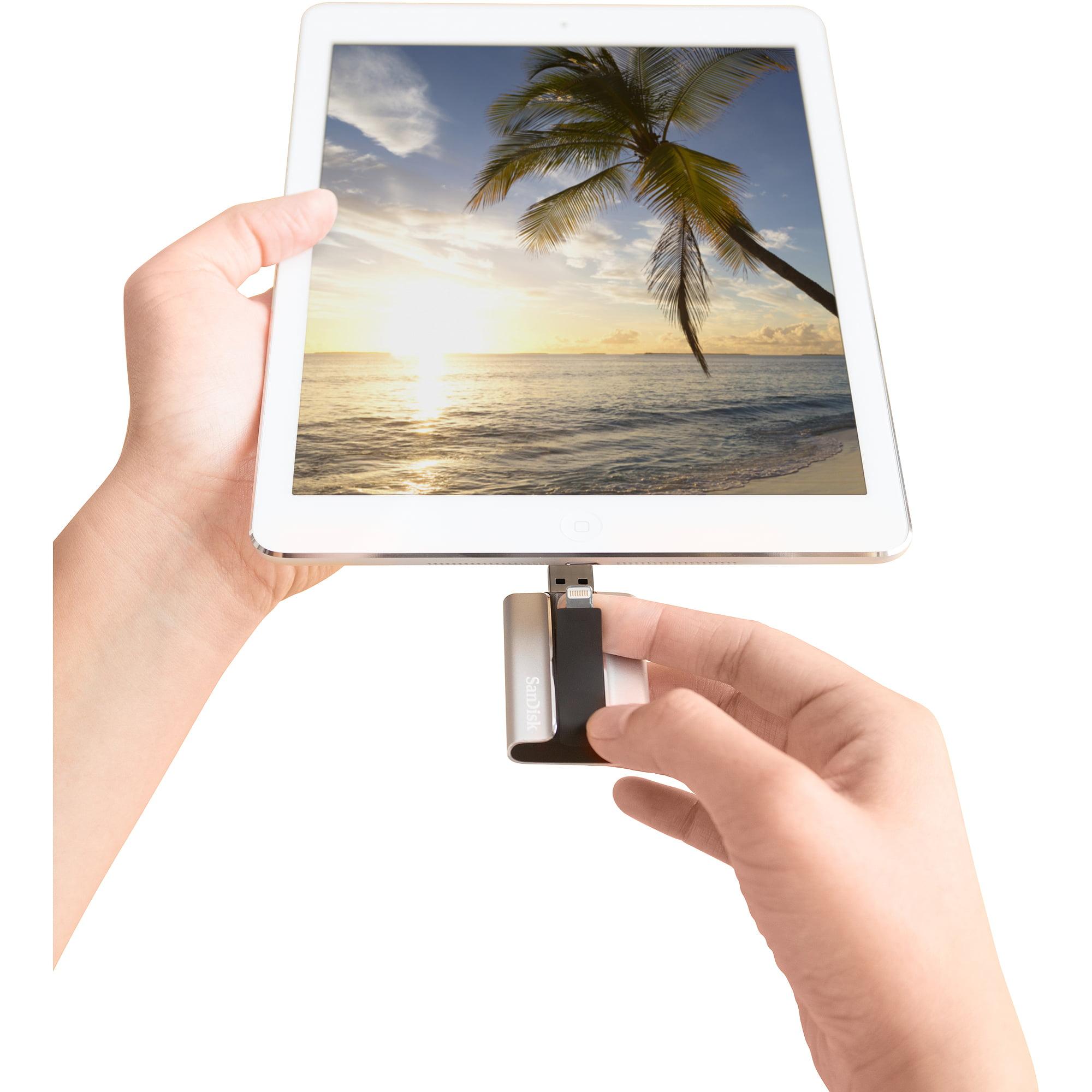 Sandisk 16gb Ixpand Flash Drive Mini Sdix40n 128gb