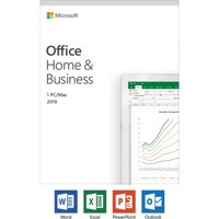 Microsoft Office Home & Business 2019 1-Device, Windows 10 PC/Mac Download