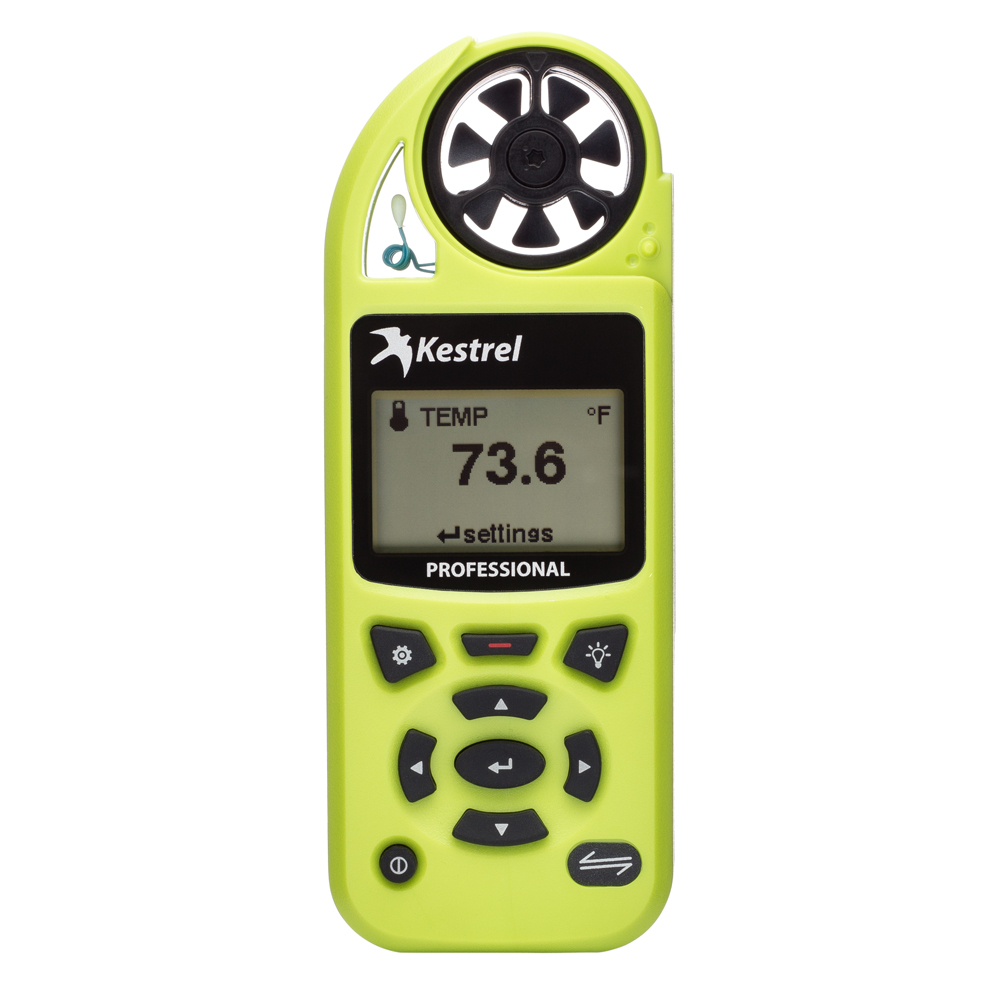 KESTREL 5200 PROFESSIONAL    WEATHER METER -