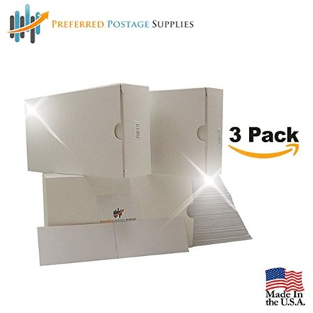 Preferred Postage Supplies Money Saver (Three Pack) (1800 Labels) Preferred Postage Supplies (USPS APPROVED) 7