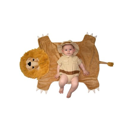 Swaddle Wings™ Safari Hunter Halloween Costume (Patent Pending) (Safari Party Costume Ideas)