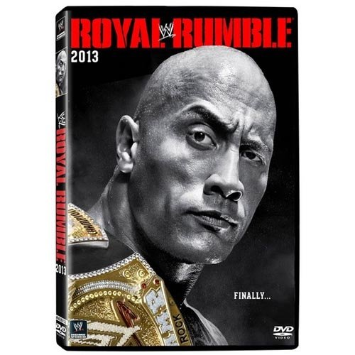 WWE-ROYAL RUMBLE 2013 (DVD)