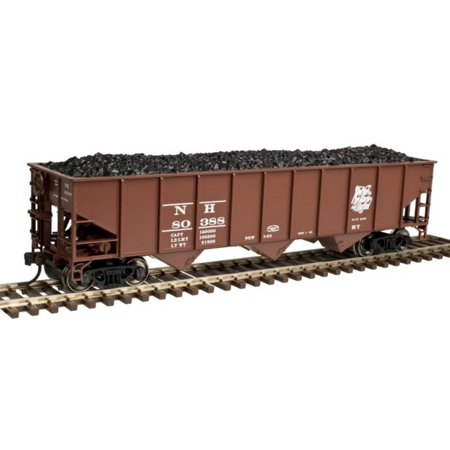 Atlas 20003849 HO New Haven AAR 70-Ton 9-Panel 3-Bay Open Hopper Car  #80430