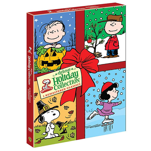 Peanuts Holiday Collection (Deluxe Edition)