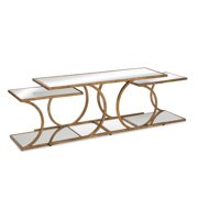 Bassett Thoroughly Modern Clement Nesting Cocktail Table