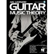 Hal Leonard Guitar Music Theory: Hal Leonard Guitar Tab Method (Other)