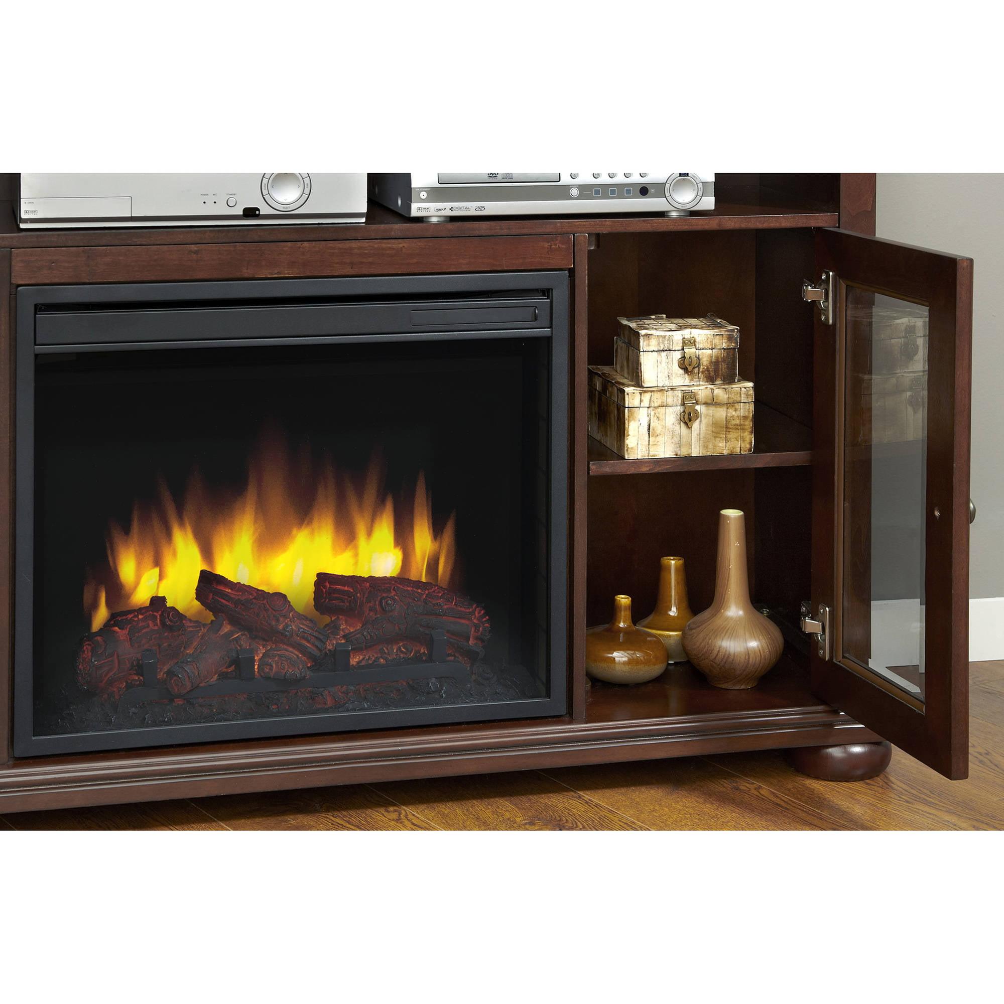 pleasant hearth 238 11 68 everest media fireplace walmart com