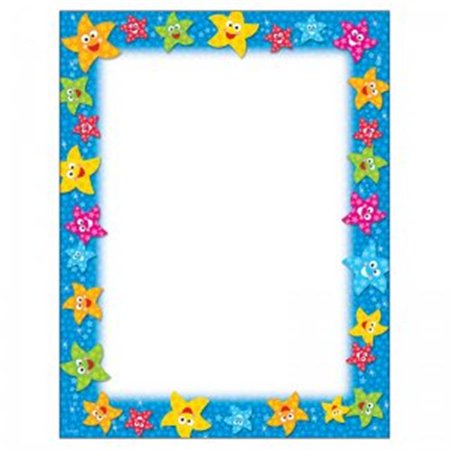 Dancing Stars Terrific Papers - Pack of 6 - image 1 de 1
