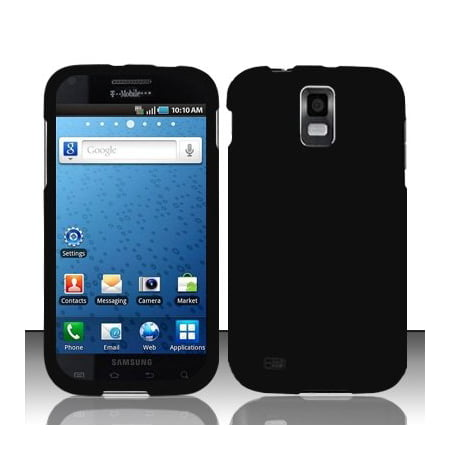 Hard Rubberized Case for Samsung Galaxy S2 T989 (T-Mobile ...