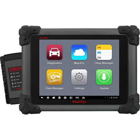 Autel Maxisys MS908 OBD2 Scanner Car Diagnostic Tool with Advanced