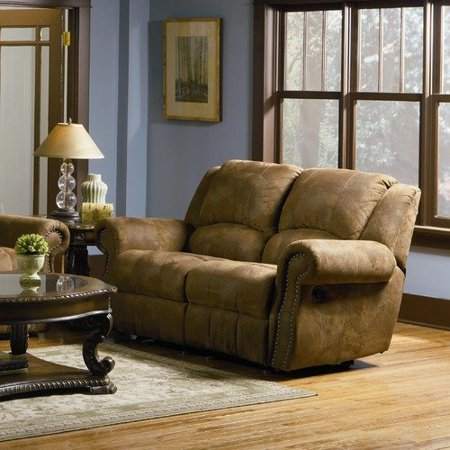 Wildon Home Scottsdale Reclining Loveseat