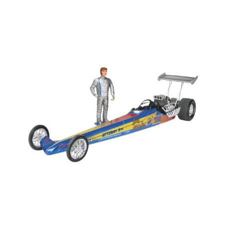 Revell Jungle Jim Rail Dragster Plastic Model Kit