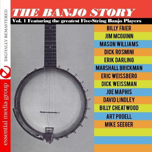 Banjo Story 1 Banjo Story 1 [CD] by