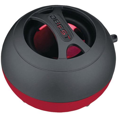 DBEST London PS4001BT Solo Bluetooth Rechargeable Mini-Speaker