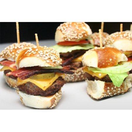 The Burger Cookbook - 274 Recipes - eBook (Halloween Burgers Recipes)