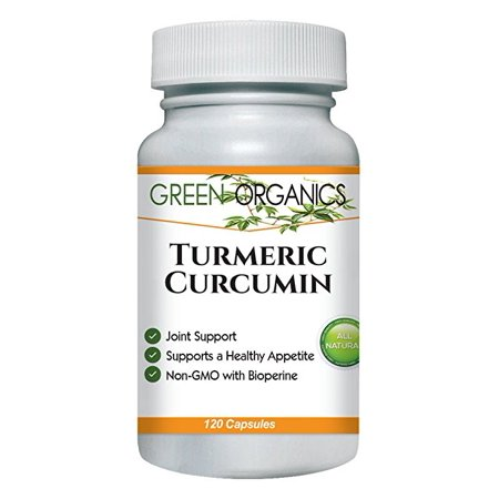 Turmeric Curcumin To Support Joint Comfort   Mobility   Natural Anti Inflammatory   Helps Soothe Aching Joints  Hips  And Pain Throughout Body   1000Mg   120 Capsules
