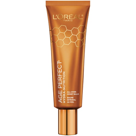 L'Oreal Paris Age Perfect Hydra Nutrition All Over Honey Balm, Paraben Free 1.7 fl. oz.