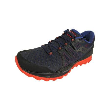 Saucony Mens Xodus ISO 2 Neutral Trail Running