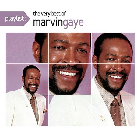 PLAYLIST: THE VERY BEST OF MARVIN GAYE (Best Of Marvin Sease)