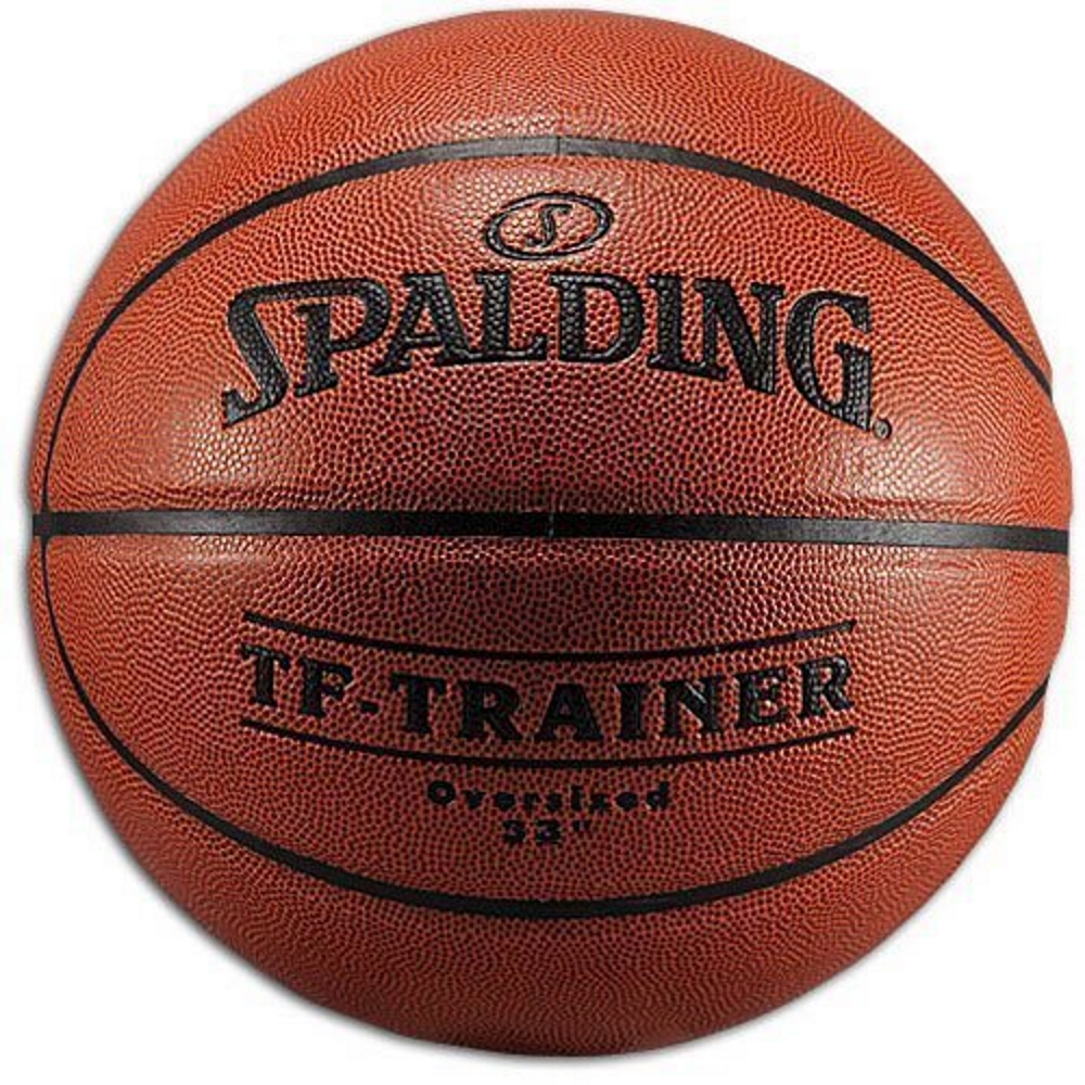 "Spalding TF-Trainer Oversized Trainer Ball,  (33.0"")"