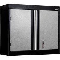 "Sandusky Lee 30""W x12""D x 26""H Modular Storage System Wall Cabinet, 200 lb Capacity,"