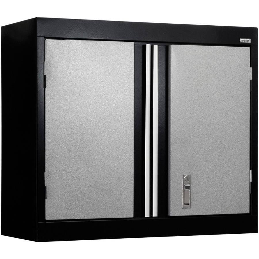 "30""W x 12""D x 26""H Modular Storage System Wall Cabinet"