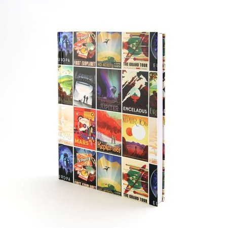 NASA Visions of the Future Hardcover Notebook - image 1 de 1