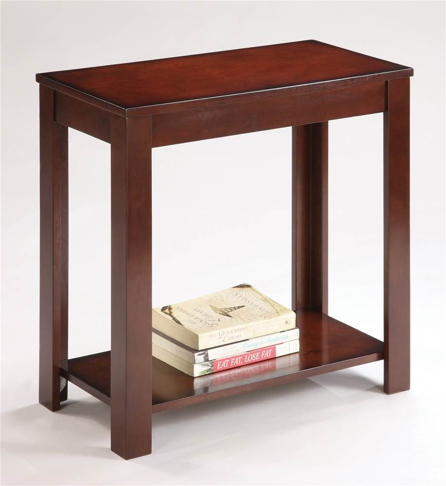 Side Table in Espresso Finish