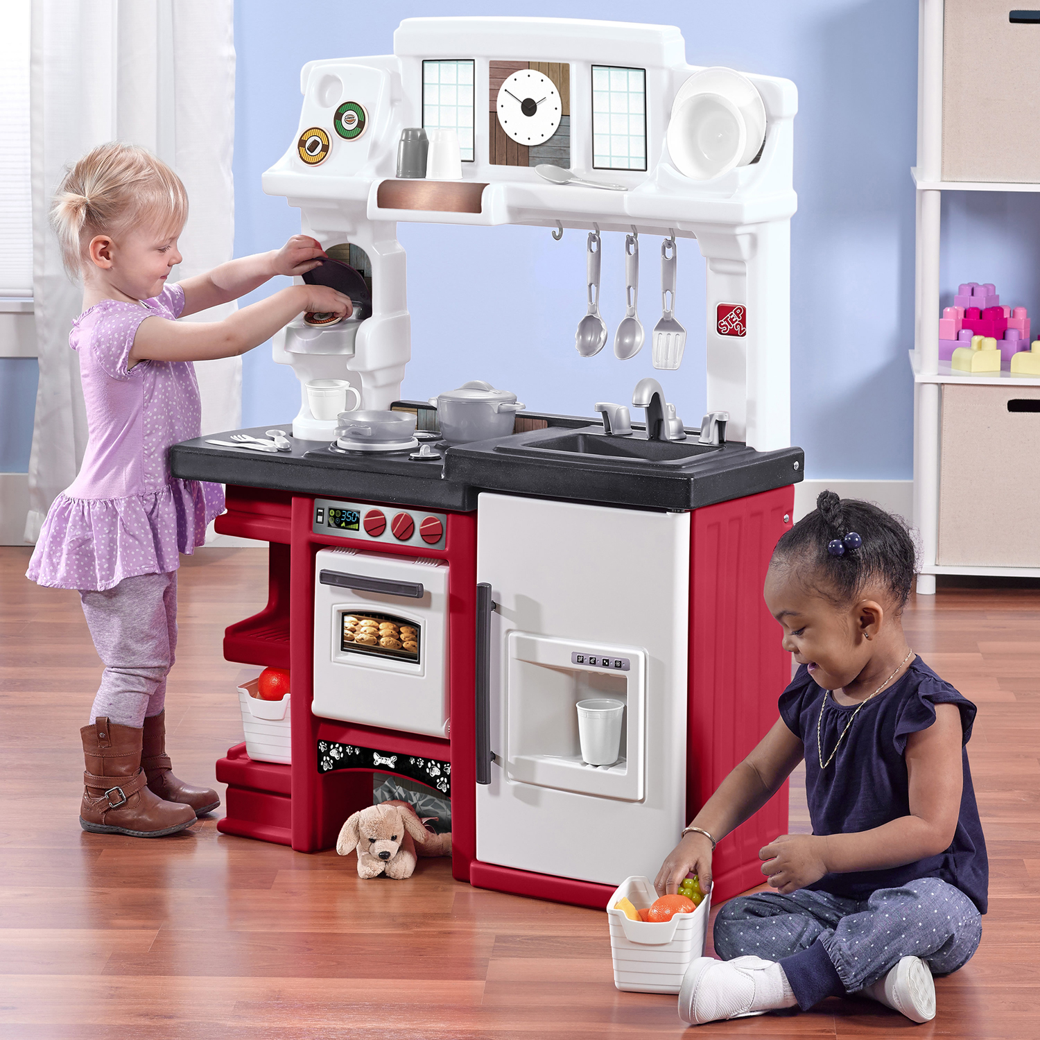 Step2 Coffee Time Play Kitchen...