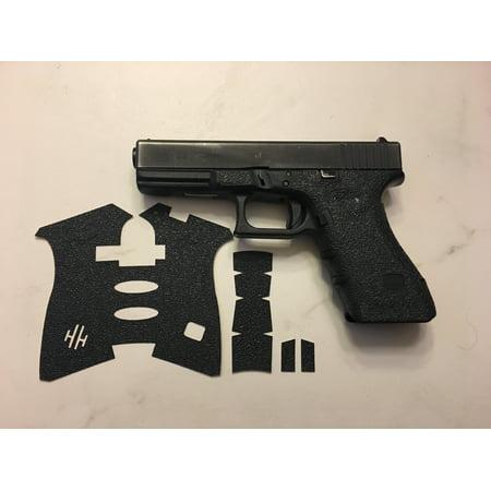Handleitgrips Textured Rubber Grip Tape Enhancement Wrap for Glock 17/22 Gen (Used Glock 30 Gen 3 For Sale)
