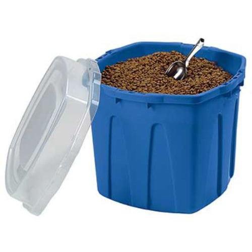 Suncast 80 Quart Food Storage Bin