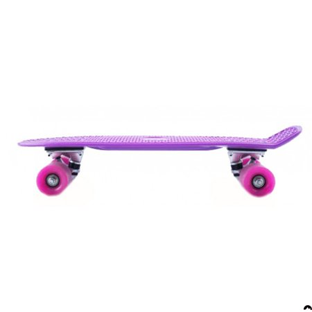 "KOBE PENNY SKATEBOARD - 22"" Deck - STANDARD Retro Mini Cruiser - Waffle Surface - for Kids and Adults - image 3 de 5"