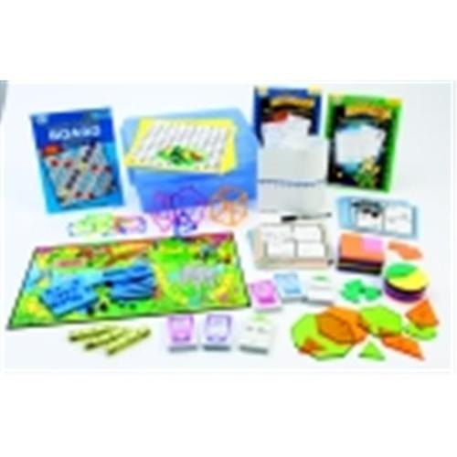 Didax Math Common Core Foundation Kit, Grades 1-2