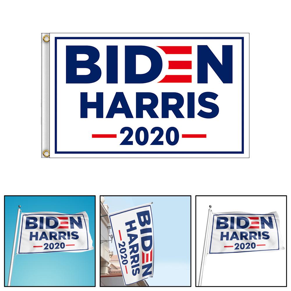 BIDEN HARRIS Flag President 2020  3x5' Banner Campaign Democrat Kamala Joe
