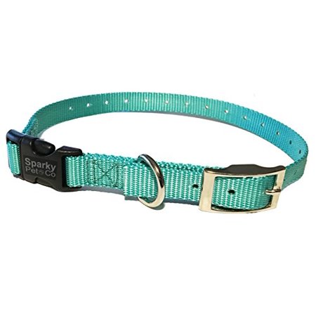 Teal Replacement - Sparky PetCo E Collar Compatible Mini Teal 3/4