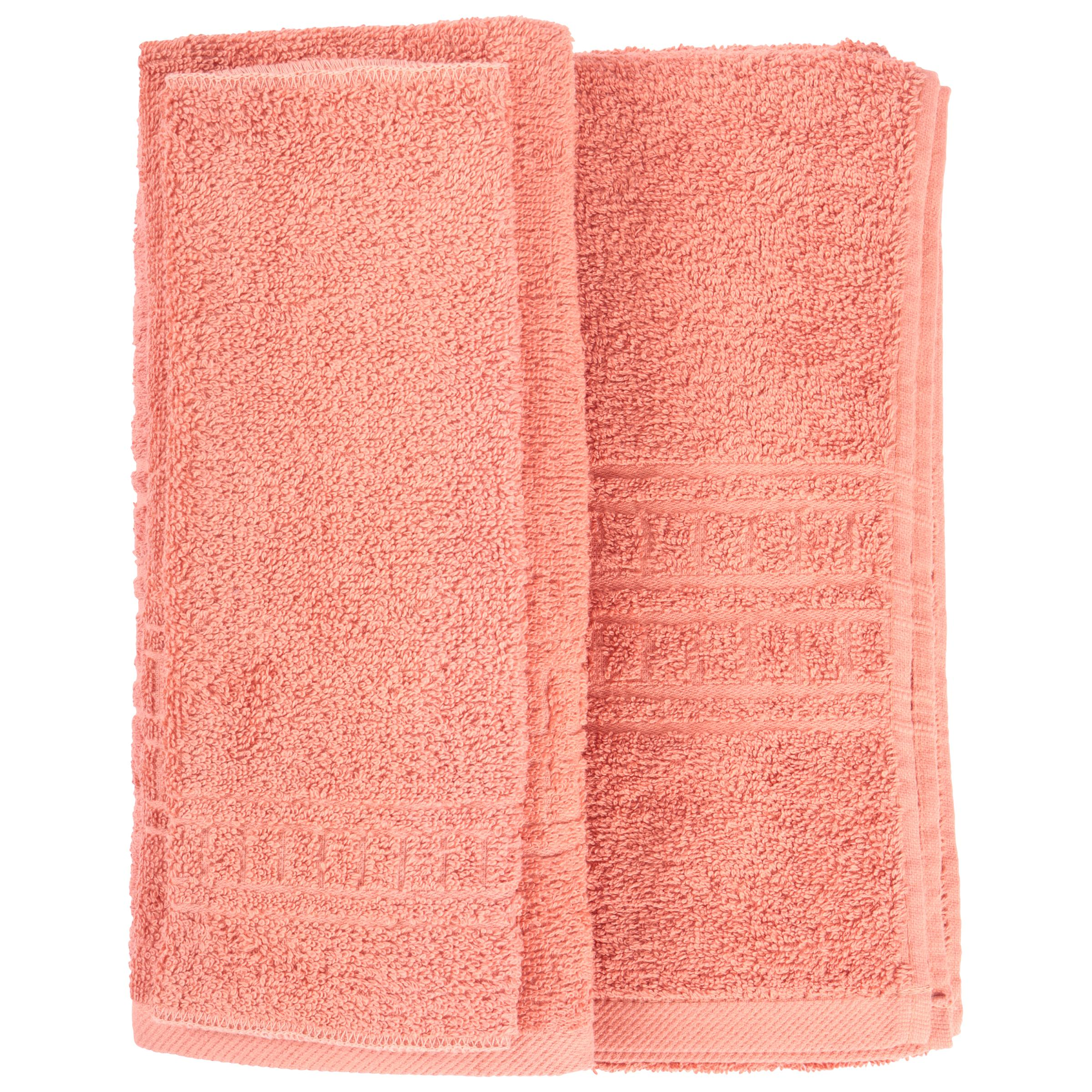 Revere Mills Soho Oversized Super Soft Ringspun Cotton 6-Piece Towel Set