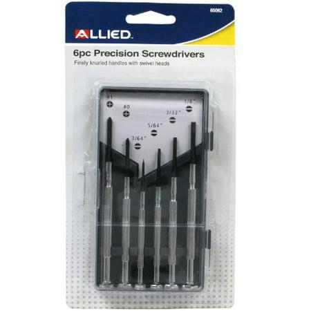 Allied Precision Garden (Allied  International 65062 Precision Screwdriver Set 6 Piece)