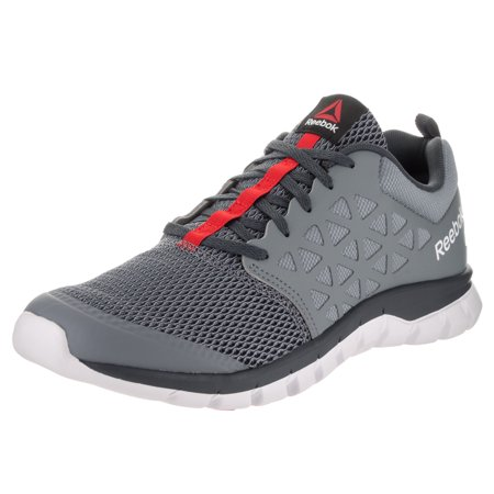 4b3f2a417bd Reebok - Reebok Men s Sublite Xt Cushion 2.0 Mt Running Shoe - Walmart.com